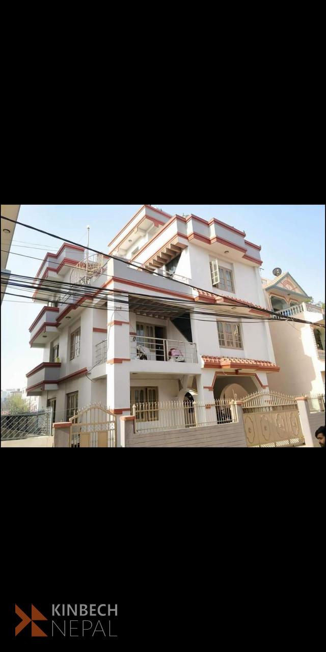 House at Hattiban on Sale | www.kinbechnepal.com