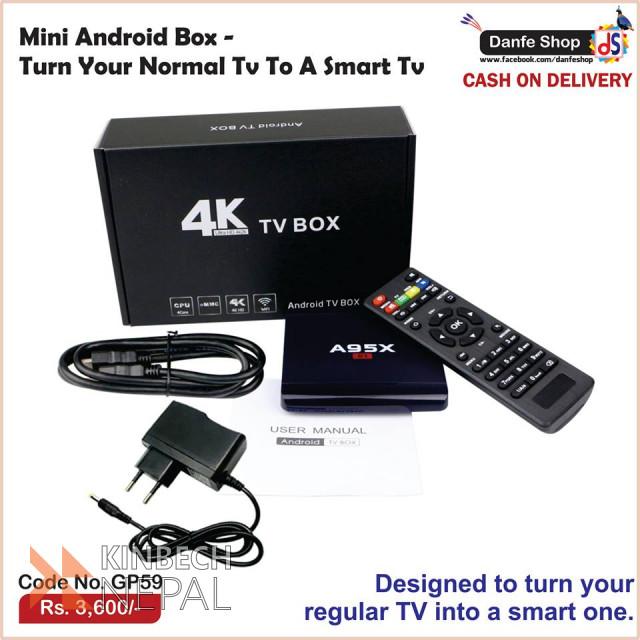 Regular TV to Smart TV Converter | www.kinbechnepal.com