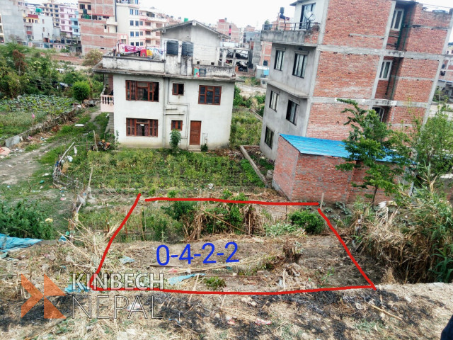 Land For Sale at Chamati | www.kinbechnepal.com