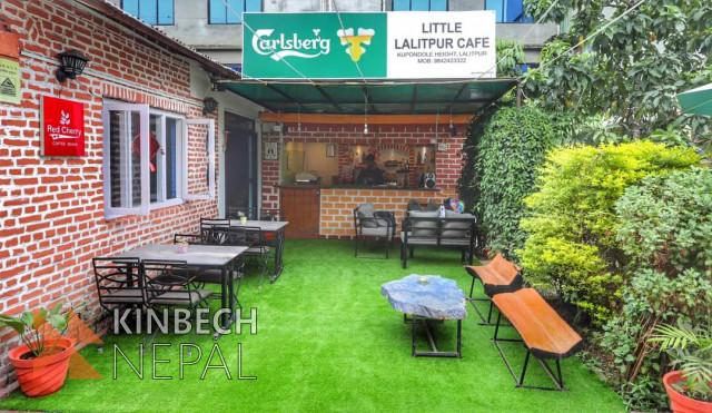Little lalitpur cafe | www.kinbechnepal.com