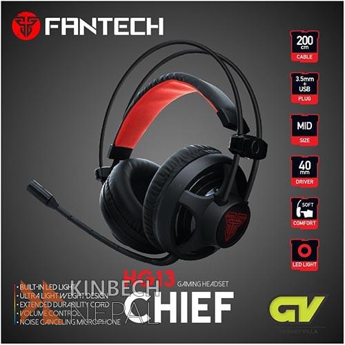 Fantech Headphone Hg 13   www.kinbechnepal.com