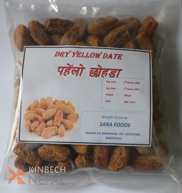 Yellow Dates | www.kinbechnepal.com