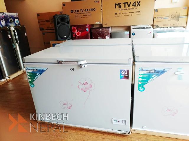 Chest freezer/ Deep Freezer | www.kinbechnepal.com