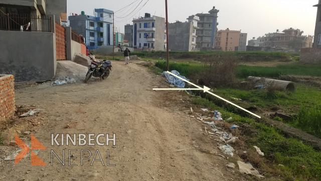 4 Aana 3 Paisa 2 Daam Land (changathali/Tikathali) | www.kinbechnepal.com