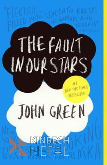 The Fault In Our Stars by John Green | www.kinbechnepal.com