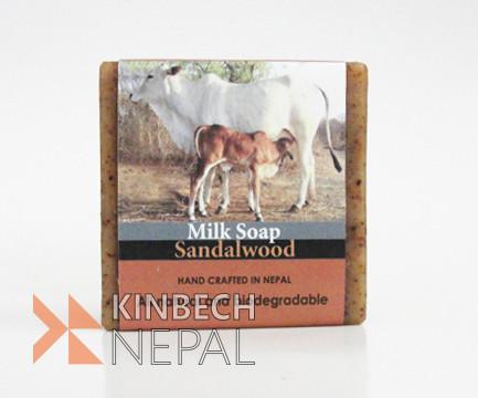 Milk Soap | www.kinbechnepal.com