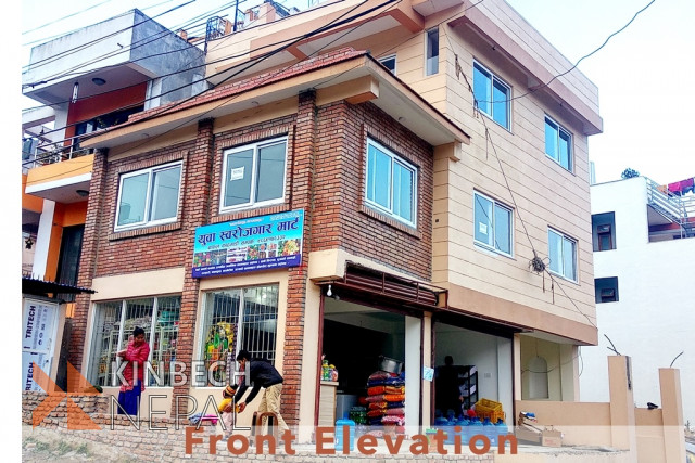 HOUSE ON RENT AT SITAPAILA/RAMKOT AROUND CIVIL HOME HOUSING | www.kinbechnepal.com
