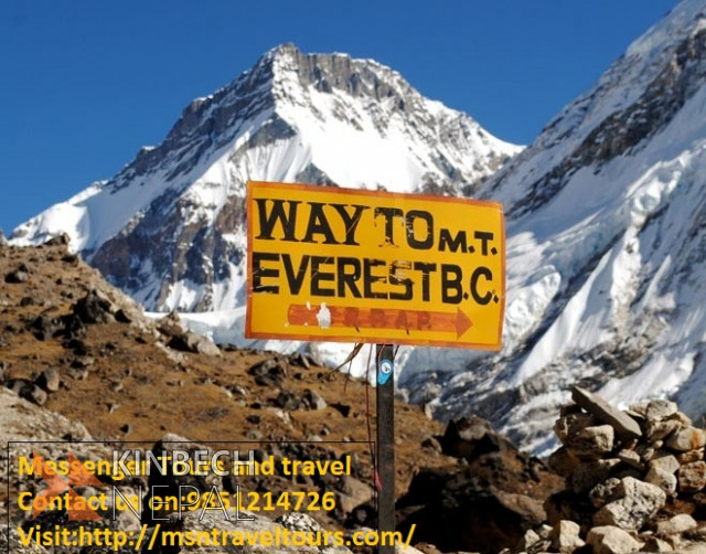 Everest Base Camp Trek Introduction In to the point | www.kinbechnepal.com