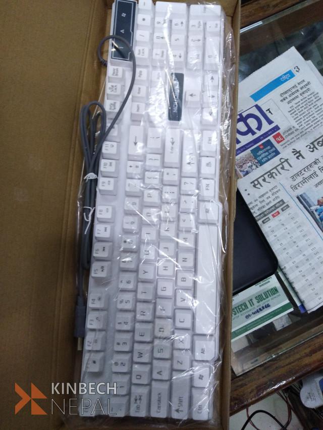 Gaming Keyboard (Stock Clearance Sale) | www.kinbechnepal.com