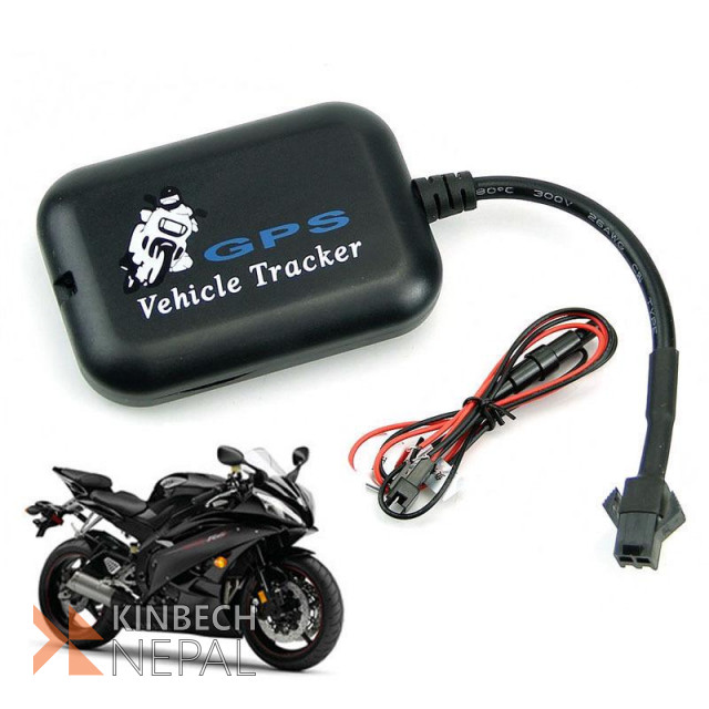 Gps Tracker For Bike Or Car. | www.kinbechnepal.com