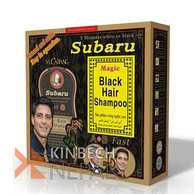 Black Hair Shampoo | www.kinbechnepal.com