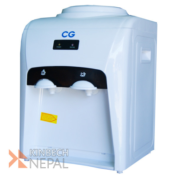 Hot And Normal Water Dispenser (CG Brand) At Low Cost | www.kinbechnepal.com
