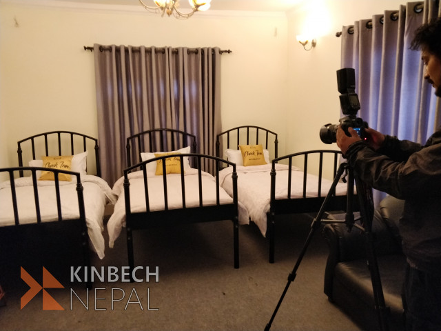 Rooms at check Inn bnb | www.kinbechnepal.com