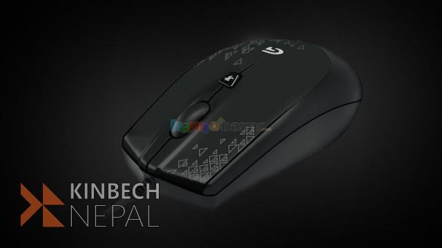 Gaming Mouse Logitech G90 Ap | www.kinbechnepal.com