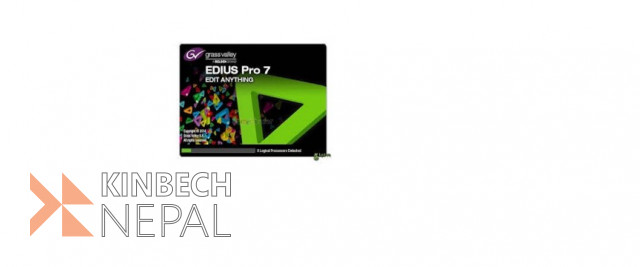 Edius Pro 7.53 Build 010 + Crack Software For Windows On Sale. | www.kinbechnepal.com