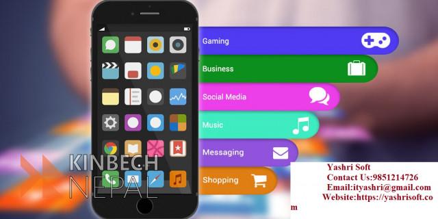 Top Mobile App Development Trends in Kathmandu | www.kinbechnepal.com