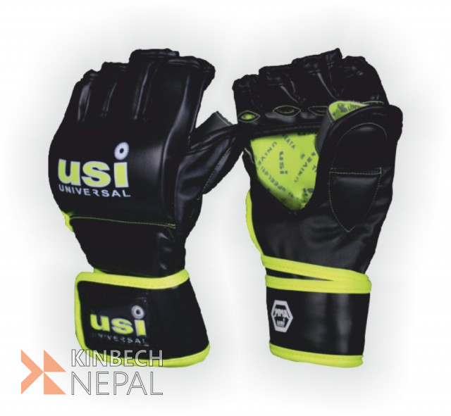 Usi Training Gloves (MMA) | www.kinbechnepal.com