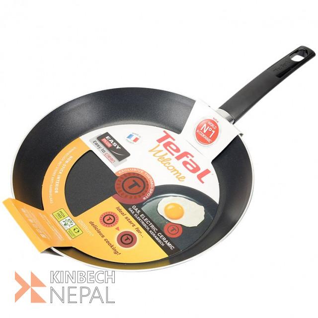 Tefal French Non-Stick frying pan Ø 28 cm | www.kinbechnepal.com