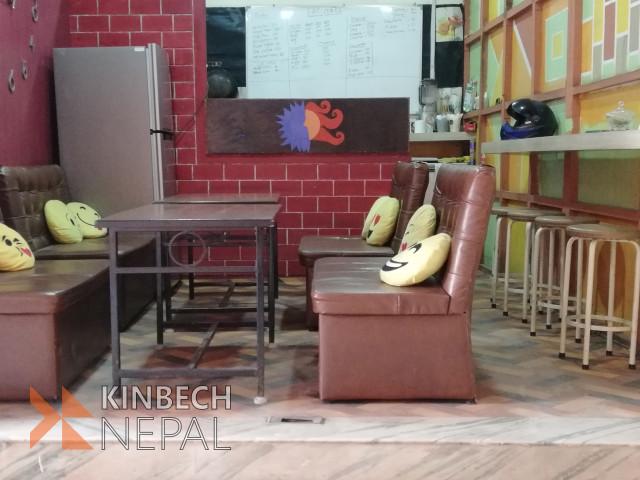 Cafe for Sale | www.kinbechnepal.com