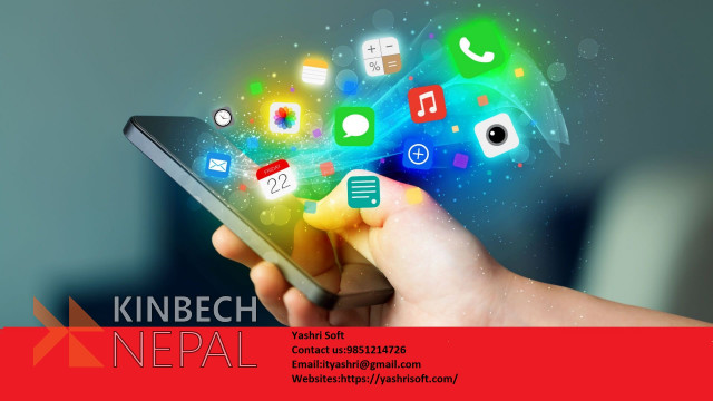 Best Mobile Apps development in Nepal | www.kinbechnepal.com