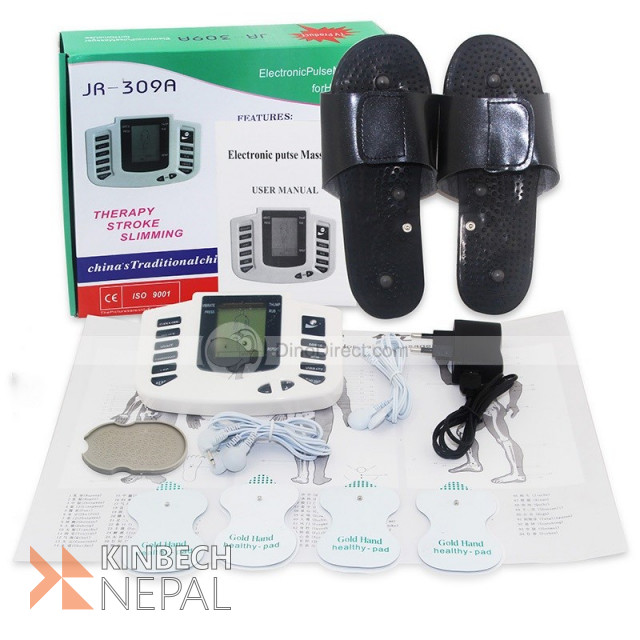 Electronic Pulse Massager | www.kinbechnepal.com