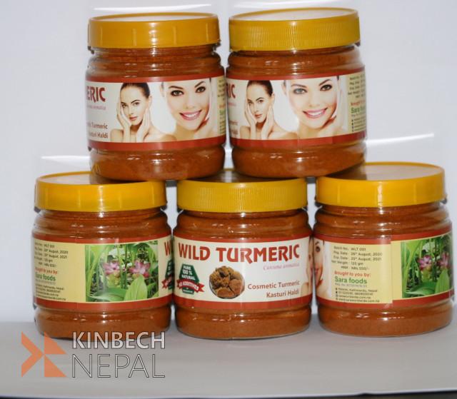 Wild Turmeric | www.kinbechnepal.com