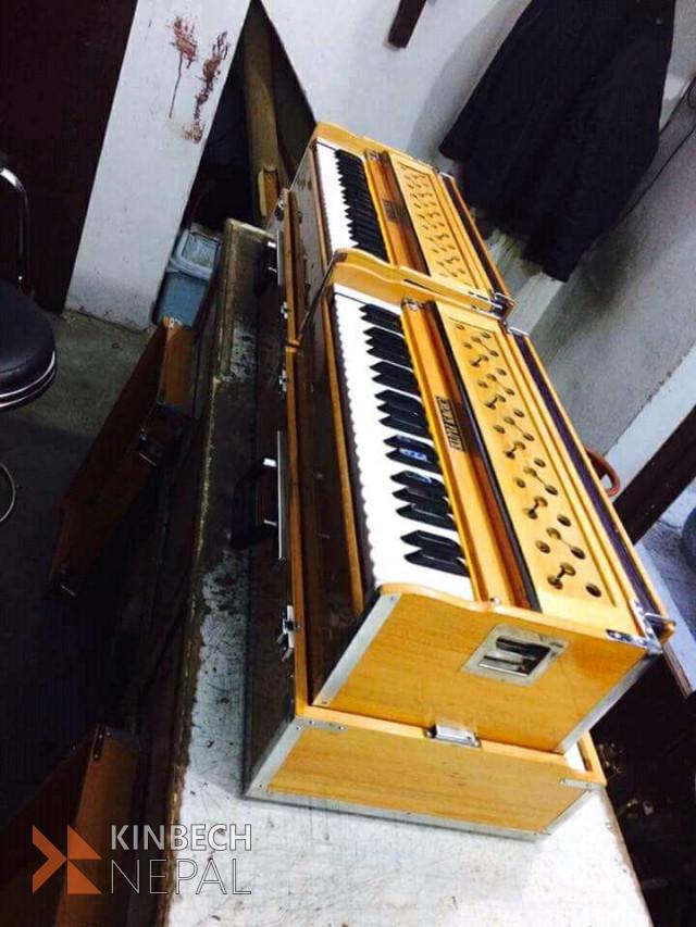 Harmoniums   www.kinbechnepal.com