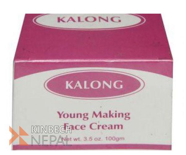 KALONG Young Making Face Cream   www.kinbechnepal.com