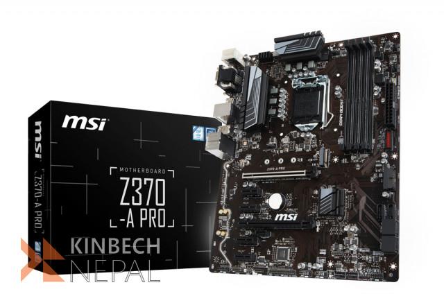 Motherboard Msi Z370 Pc Pro | www.kinbechnepal.com
