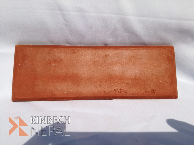 Terracotta Rectangle Tile  for Floor, wall or  Kitchen | www.kinbechnepal.com