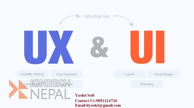 Best UI/UX Design in Nepal | www.kinbechnepal.com