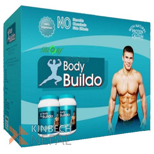 Body Buildo Whey Protein | www.kinbechnepal.com