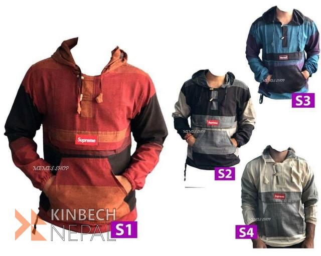 Unisex Kurta and Hoodies | www.kinbechnepal.com
