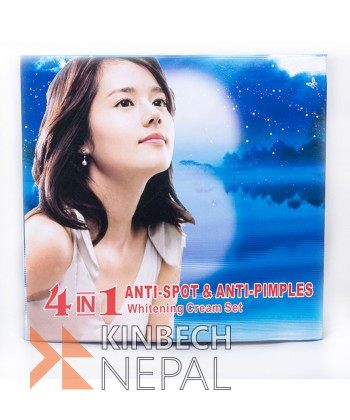 Anti Spot 4 in 1 Cream | www.kinbechnepal.com