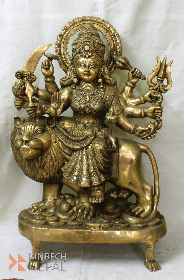 Goddess Durga | www.kinbechnepal.com