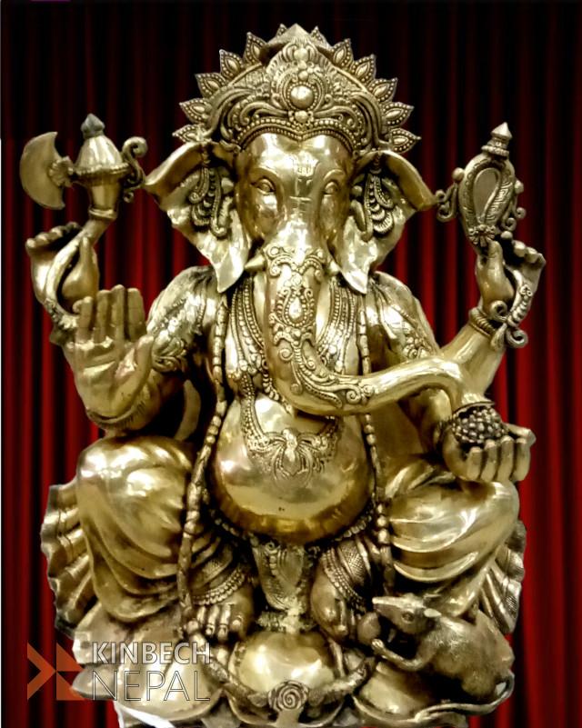77 KG 2Ft 5inch Ganesh   www.kinbechnepal.com