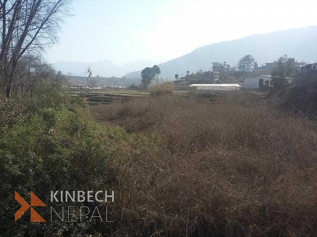 7 Roponi Land in Chovar Hight For Sale | www.kinbechnepal.com