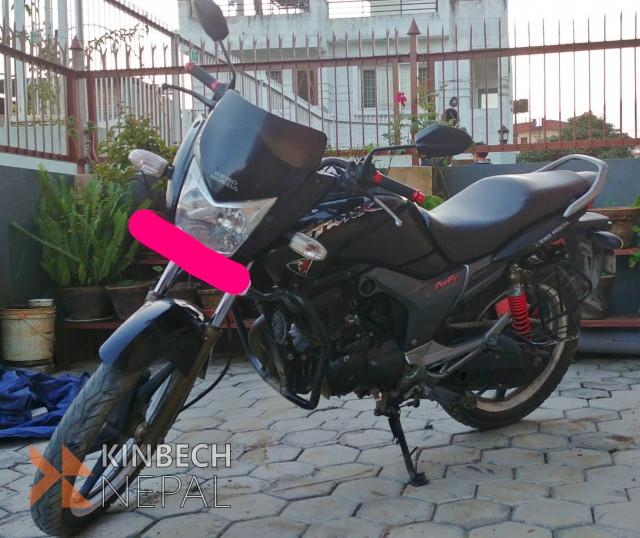 Hero Honda Hunk 150 | www.kinbechnepal.com