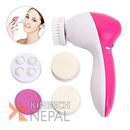 5 IN 1 Beauty Face Massager | www.kinbechnepal.com