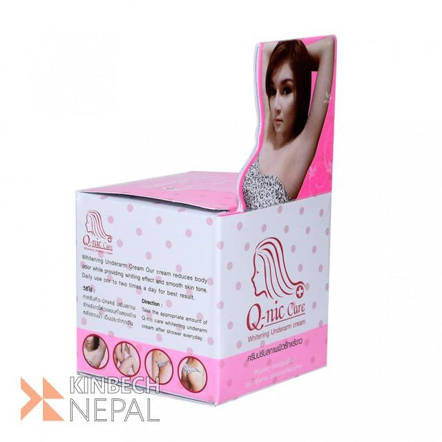 under arm whitening cream | www.kinbechnepal.com