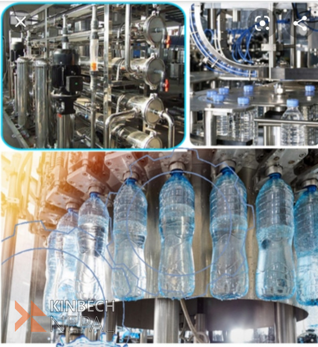 Factory for sale (Mineral Water products) Hetauda | www.kinbechnepal.com