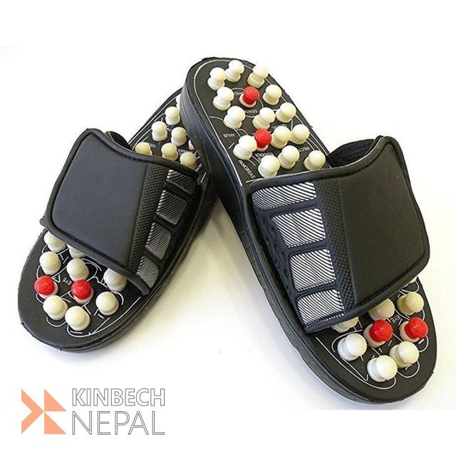 massage  slipper   www.kinbechnepal.com