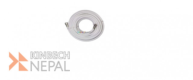 Quality Link Coaxial Cable 3+1 | www.kinbechnepal.com