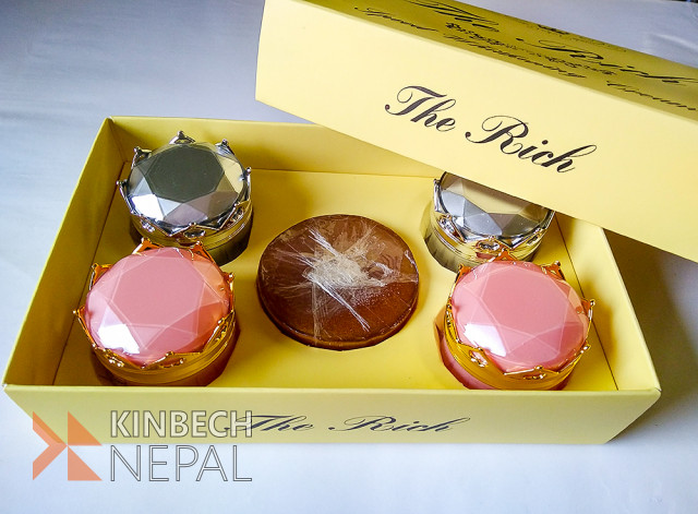 THE RICH Speed Whitening Cream | www.kinbechnepal.com