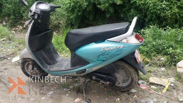 Hero Pleasure (41 Lot) | www.kinbechnepal.com