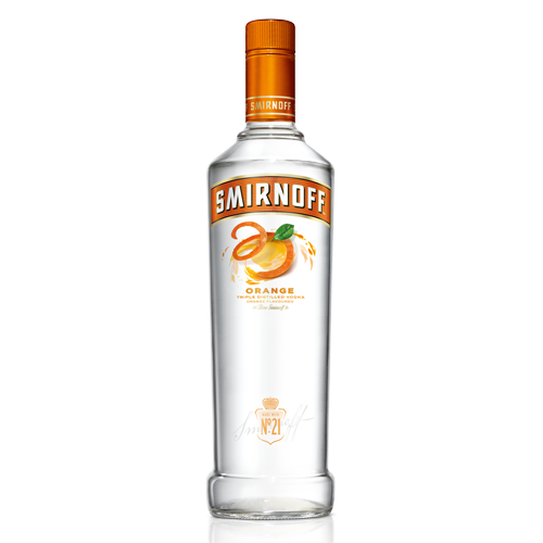 Smirnoff Orange Vodka - 750ml