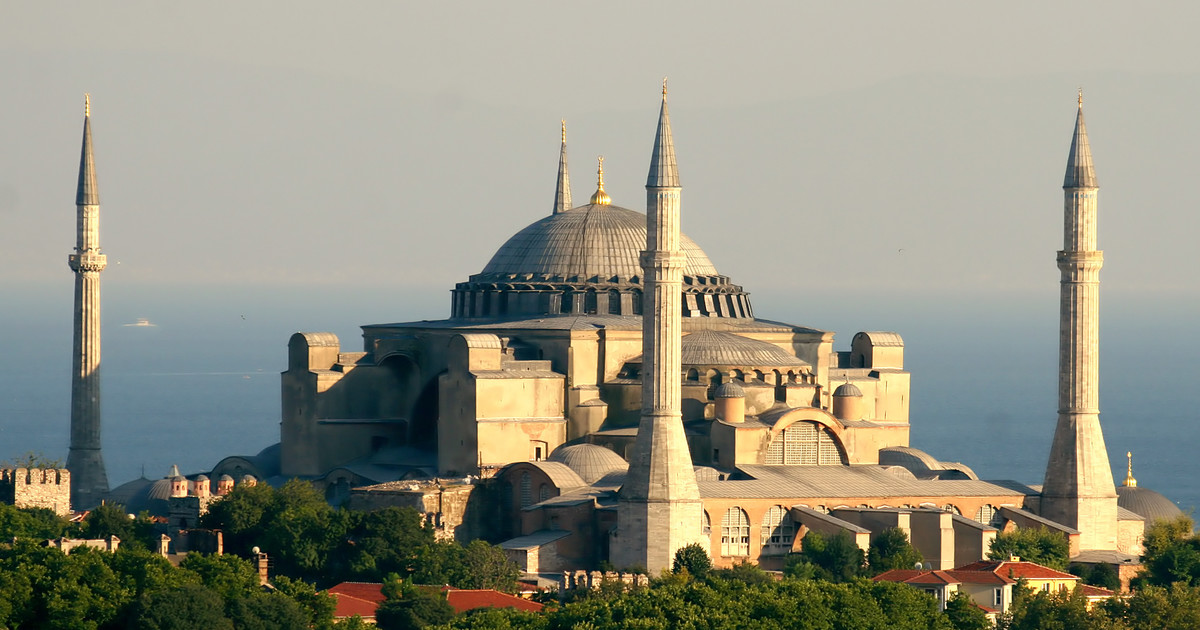 Hagia Sophia Ticket With Guided Tour