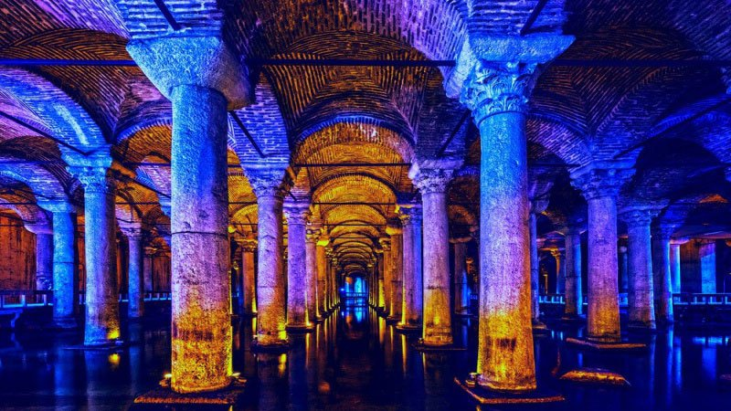 Istanbul Basilica Cistern Guided Tour