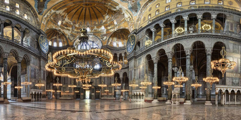 Istanbul Half Day Historic Tour of Byzantium