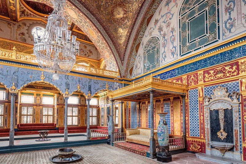 Istanbul Topkapi Palace Guided Tour